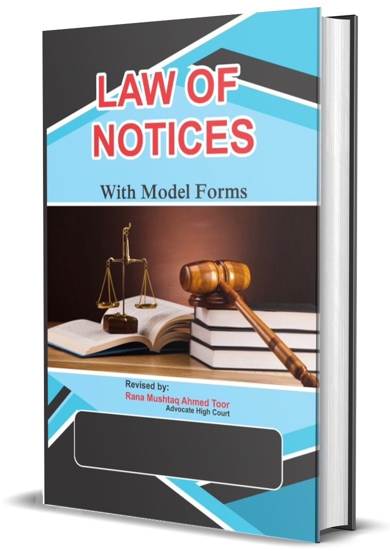 Law of Notices with Model Forms