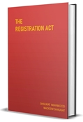 Picture of The Registration Act, 1908