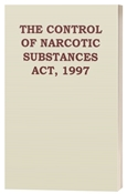 Picture of The Control of Narcotic Substances Act, 1997