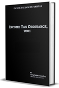 Picture of Income Tax Ordinance, 2001