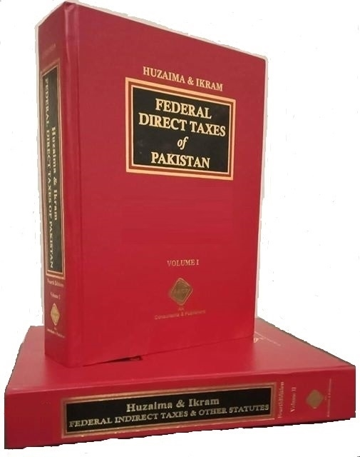 Picture of Federal Tax Laws of Pakistan