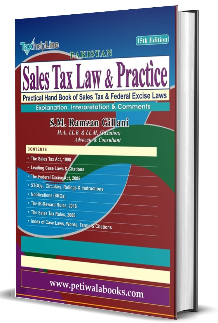 Picture of Sales Tax Law & Practice