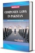 Picture of Manual of Companies Laws in Pakistan