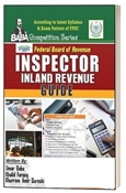 Picture of FBR- Inspector Inland Revenue Guide