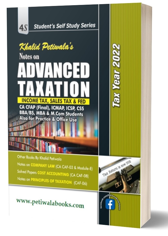 Notes on Advance Taxation