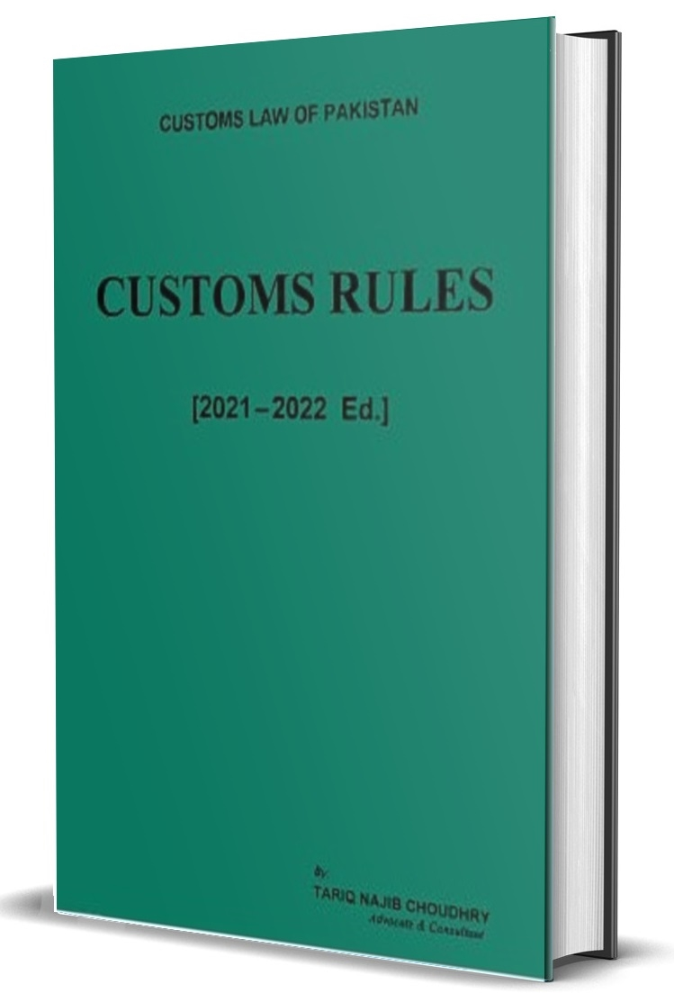 Picture of Customs Rules