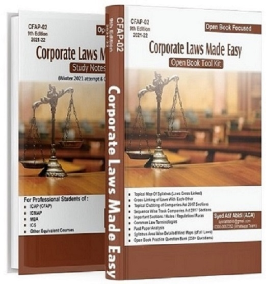 Corporate Laws Made Easy