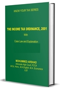 Picture of The Income Tax Ordinance, 2001