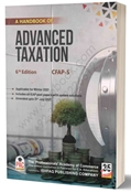 Picture of A Handbook of ADVANCED TAXATION
