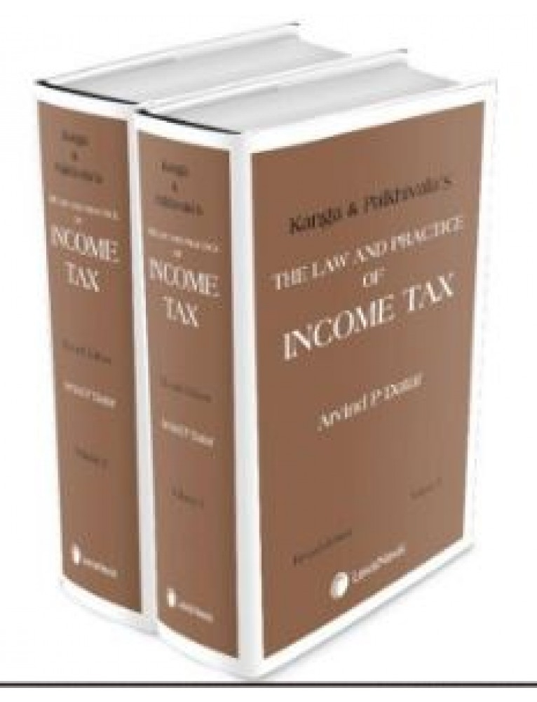 Picture of The Law and Practice of Income Tax
