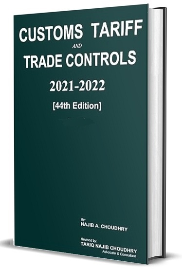 Picture of Customs Tariff and Trade Controls